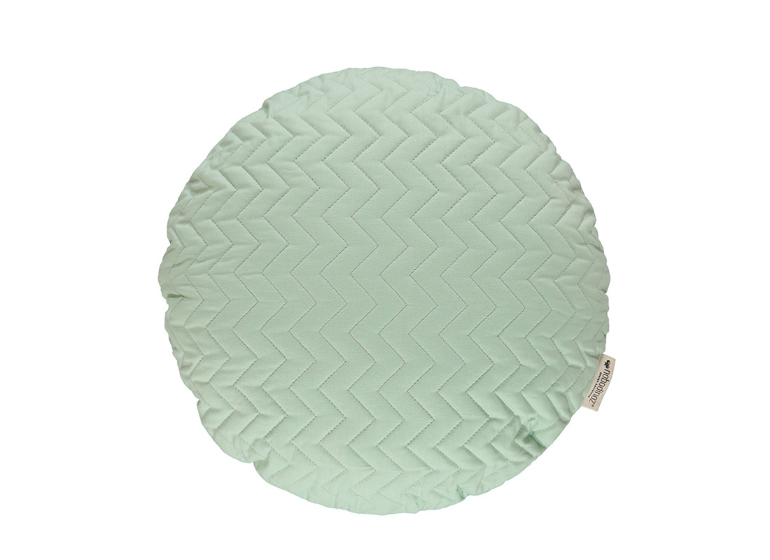 Coussin Sitges 45cm provence green