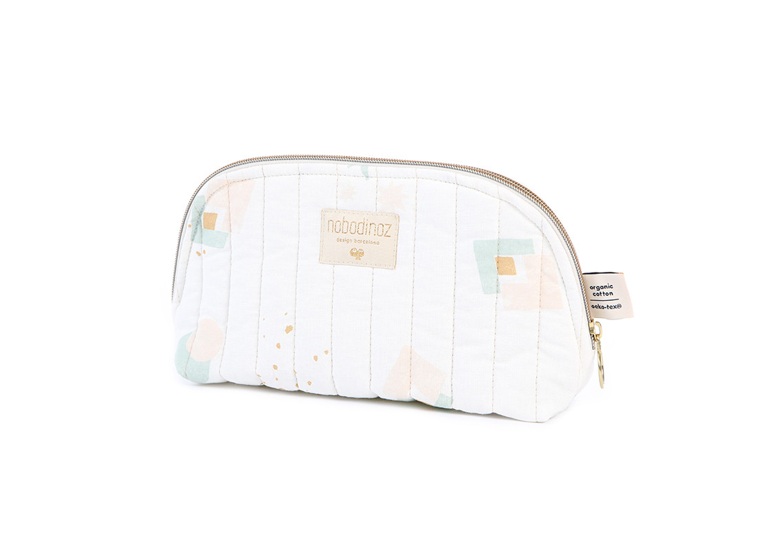 Trousse de toilette Holiday aqua eclipse/ white - 2 tailles
