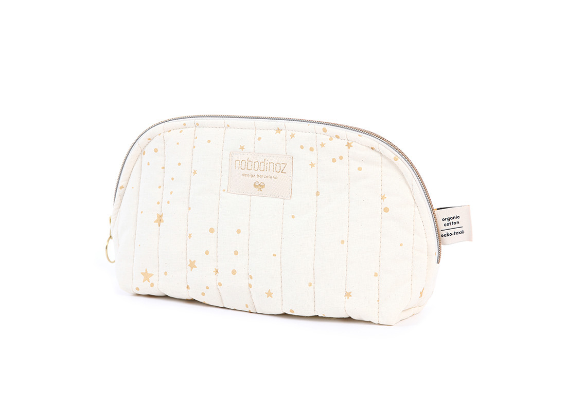 Trousse de toilette Holiday • gold stella natural