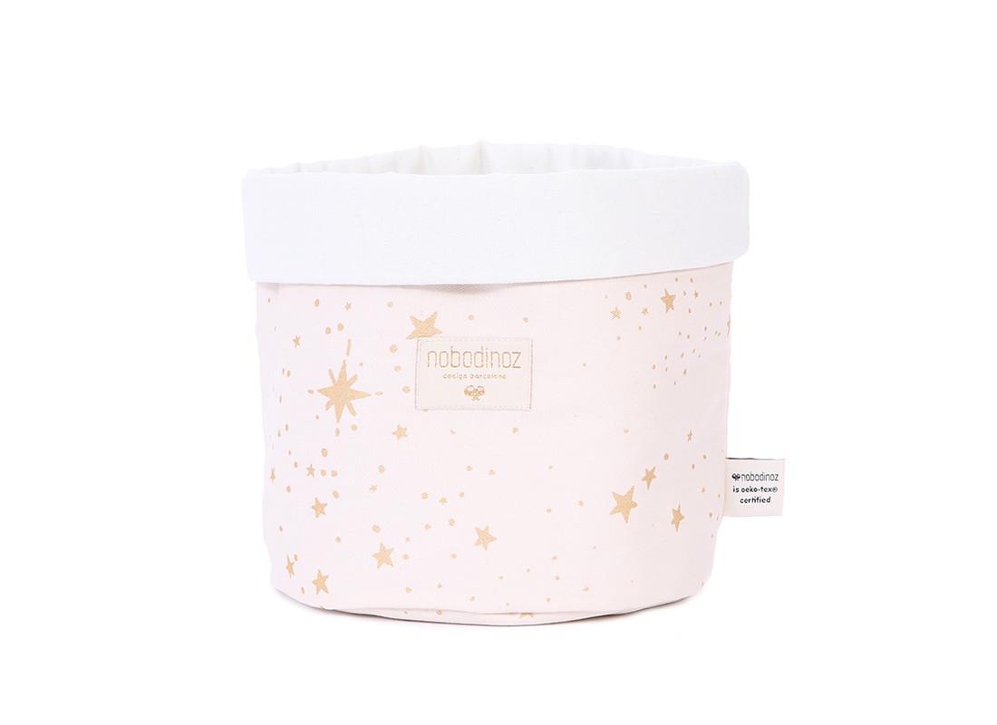 Panier Panda • gold stella dream pink