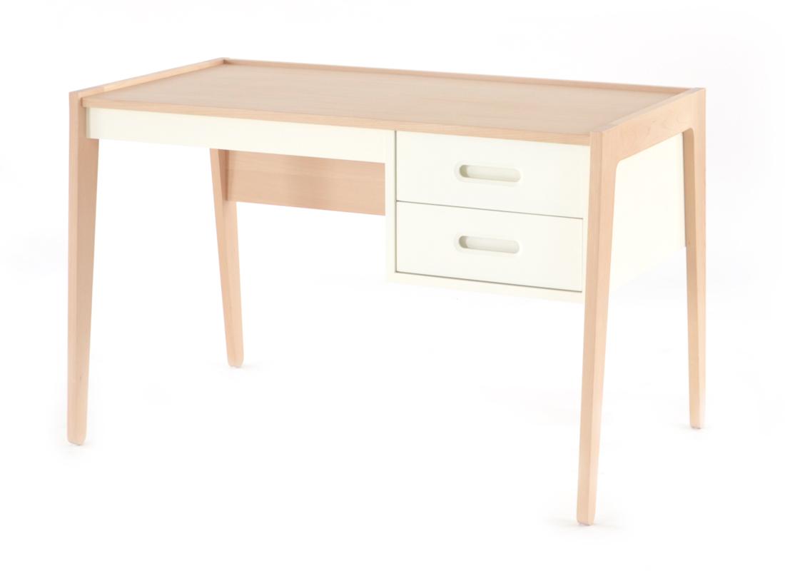 escritorio horizon blanco luna